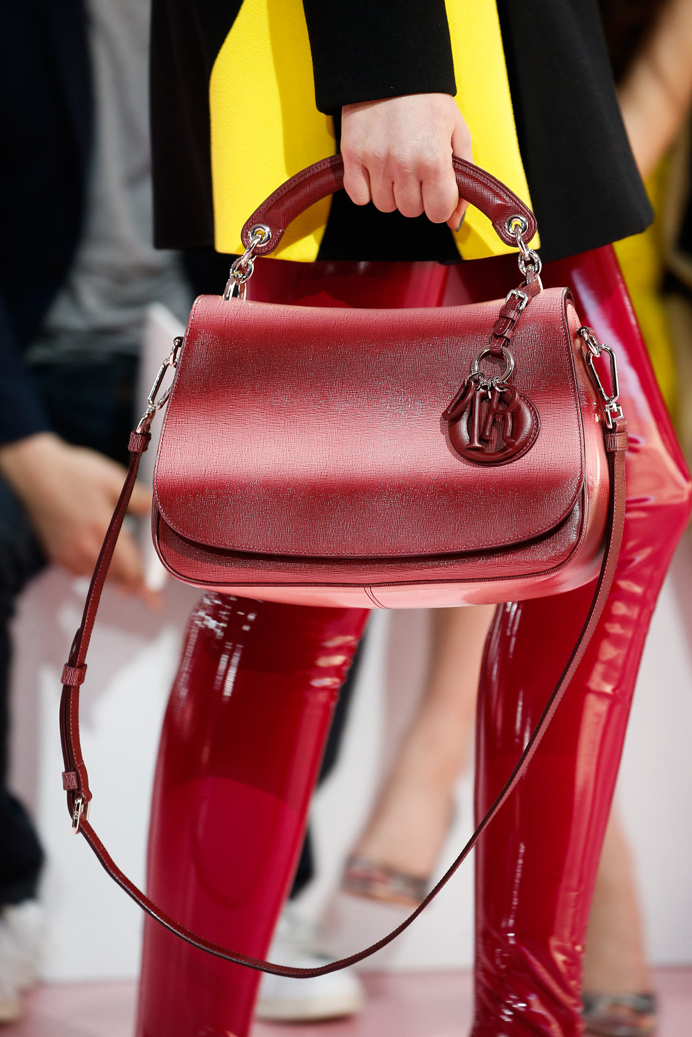 Dior Fall Winter 2015 Runway Bag Collection Featuring