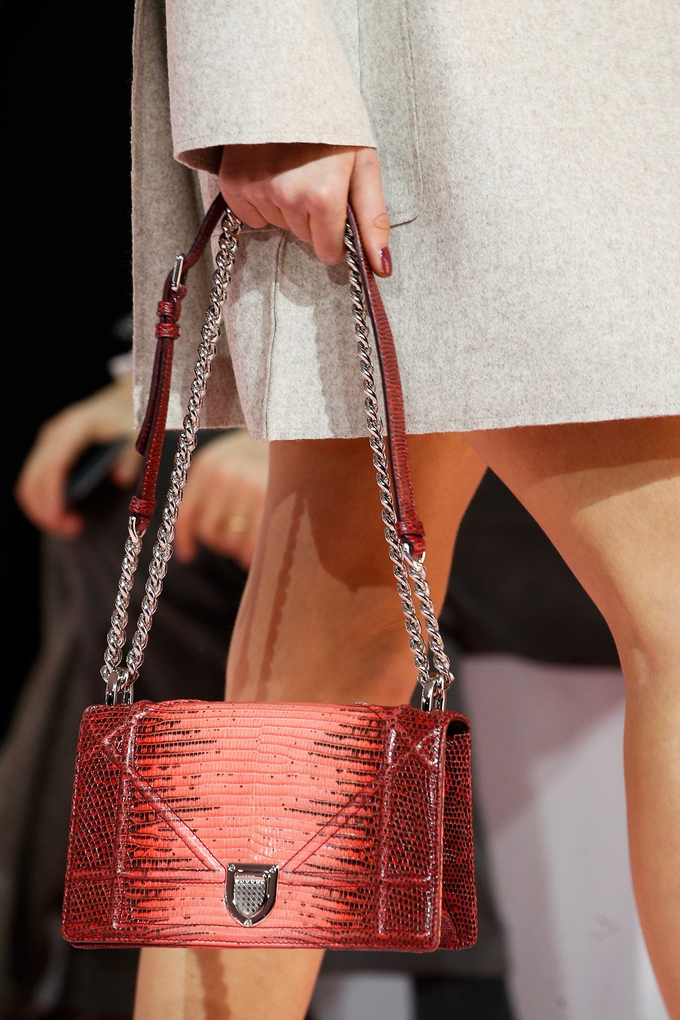 Dior Fall / Winter 2015 Runway Bag Collection featuring ...