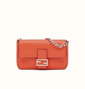Fendi Azalea Micro Baguette Bag