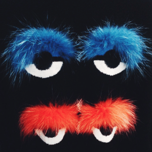Fendi Monster Collection - Fall 2015