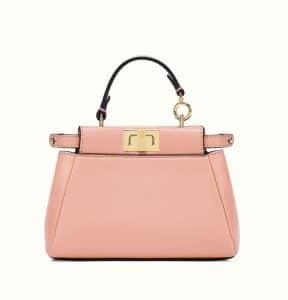 4861359d313c ... Fendi Pink Micro Peekaboo Bag ...