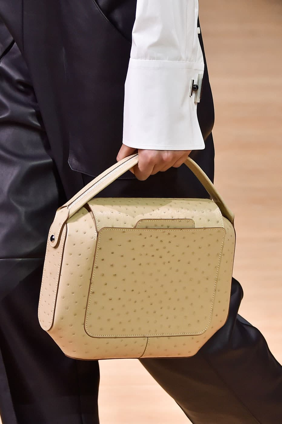 Bag At You Fashion Blog Hip E Bags White Backpack: Hermes Fall/Winter 2015 Runway Bag Collection Featuring