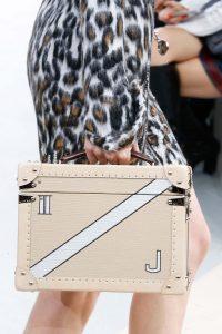 Louis Vuitton Beige Mini Trunk Bag - Fall 2015 Runway