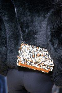 Louis Vuitton Leopard Print Malletage Twist Bag - Fall 2015 Runway