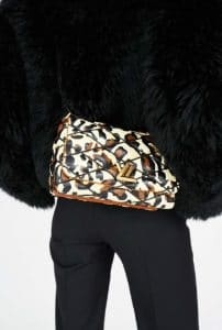 Louis Vuitton Leopard Print Twist Bag