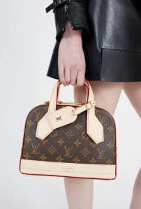 Louis Vuitton Monogram Canvas Dora Bag