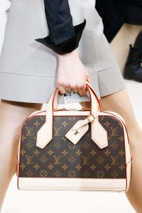 Louis Vuitton Monogram Canvas Dora Bag - Fall 2015 Runway
