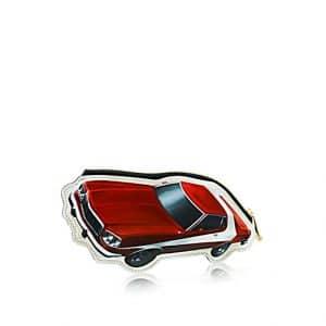 Louis Vuitton Monogram Vernis Stickers Car Coin Purse