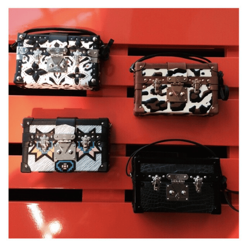 Louis Vuitton Petite Malle Bags from Fall 2015