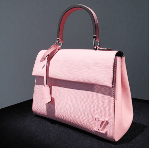 Louis Vuitton Pink Epi Tote Bag - Pre-Fall 2015