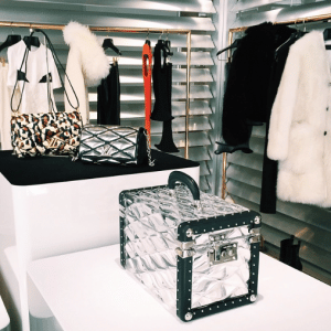 Louis Vuitton Twist and Mini Trunk Bags from Fall 2015