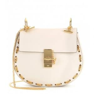 Chloe Drew Embelisshed bag with Cord detail