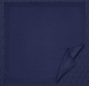 Valentino Dark Blue Viva Valentino Scarf