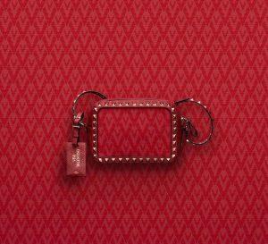 Valentino Red Viva Valentino Camera Bag