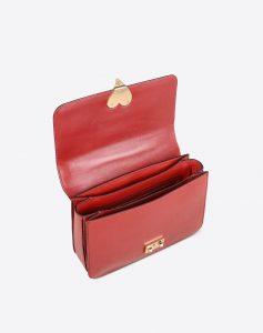 Valentino L'amour Flap Bag