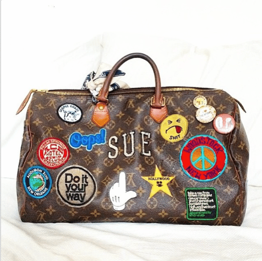 Anya Hindmarch Leather Stickers Collection Spotted Fashion