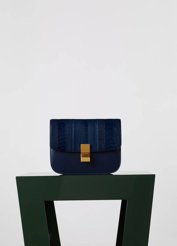 Celine Pre-Fall 2015 Bag Collection featuring new Sangle Hobo ...