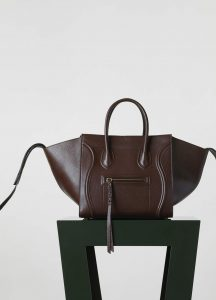Celine Brown Phantom Phantom Medium Bag
