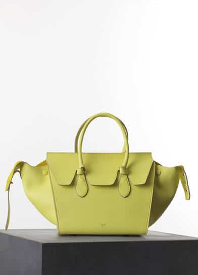 Celine Mini Tie Tote Bag Reference Guide | Spotted Fashion