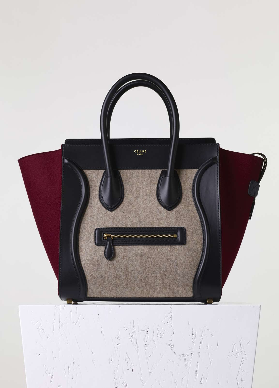 celine mini luggage price