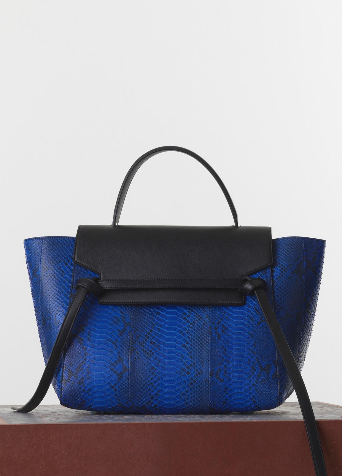 celine mini pink - Celine Belt Tote Bag Reference Guide featuring Top Handle ...