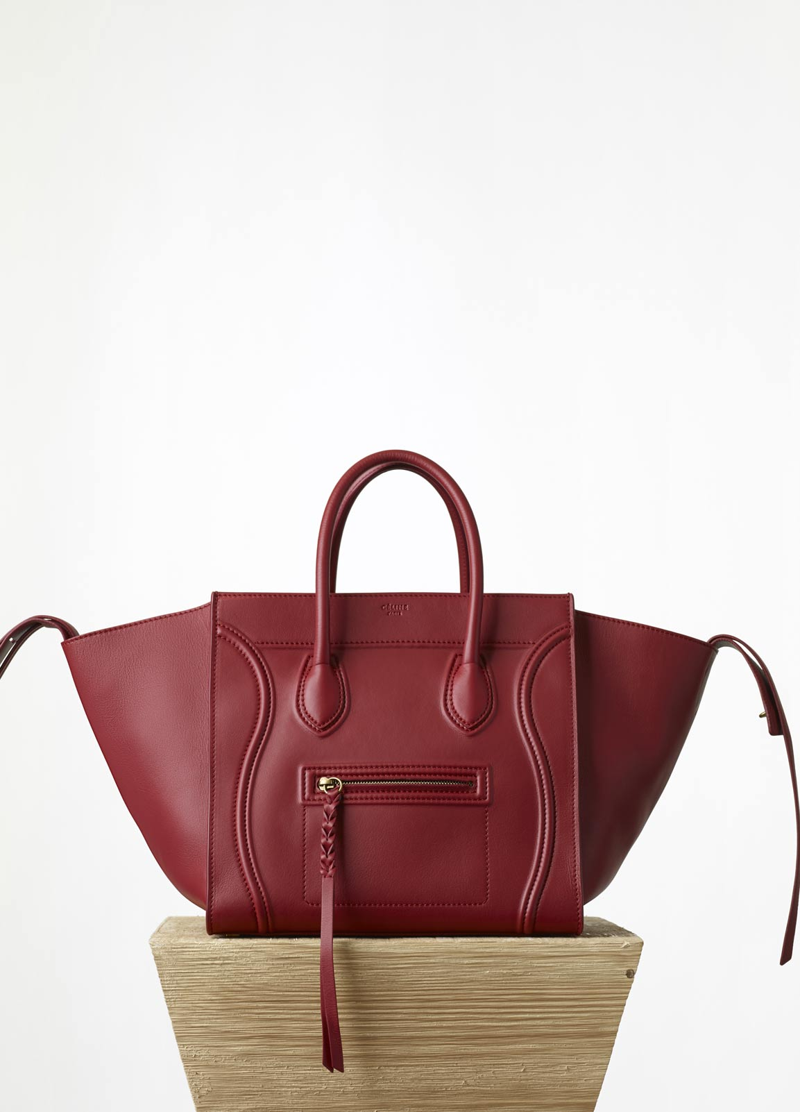 celine luggage phantom phython leather