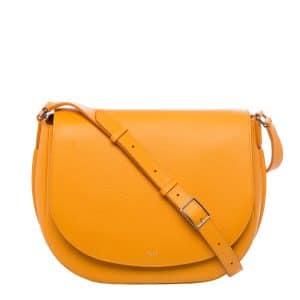 Celine Saffron Trotteur Bag