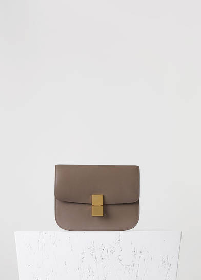 70186438d05a ... Celine Souris Calfskin Liege Classic Box Medium Bag low priced acef6  7ed1d ...