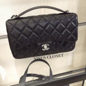 Chanel Black Easy Carry Medium Bag 2