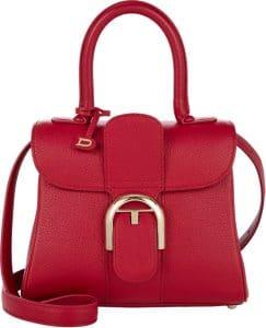 Delvaux Berry Brillant Mini Bag