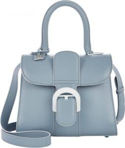 Delvaux Ice Brillant Mini Bag