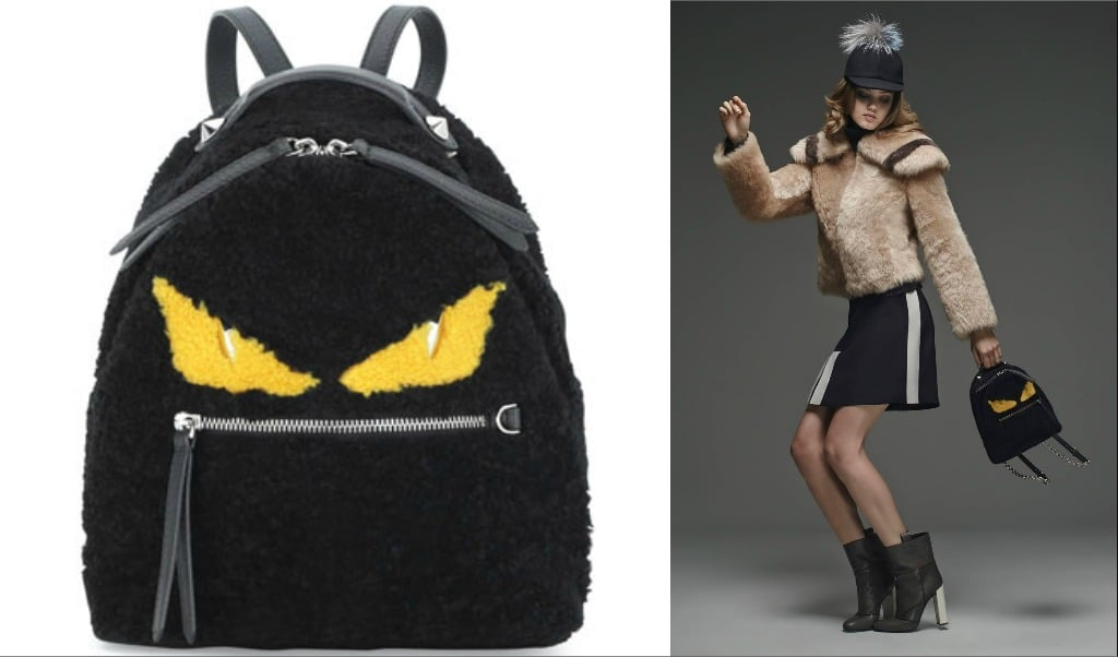 Fendi Monster Bag Collection Prefall 2015