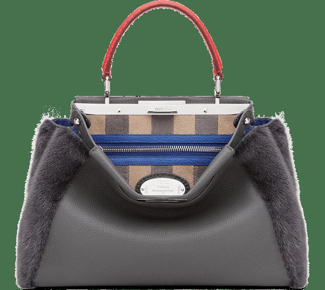 Fendi Peekaboo Bag - Japan Auction 2015 - 2