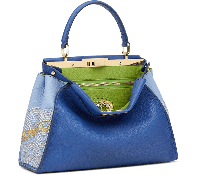 Fendi Peekaboo Bag - Japan Auction 2015 - 5