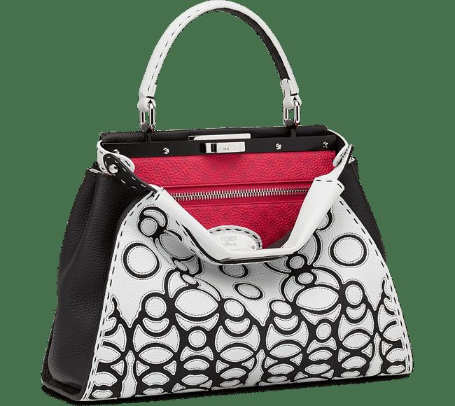 Fendi Peekaboo Bag - Japan Auction 2015