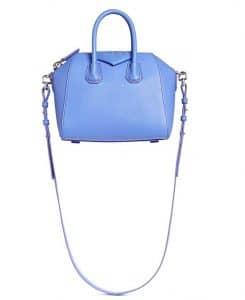 Givenchy Lavender Purple Antigona Mini Bag