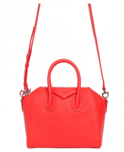 Givenchy Orange Antigona Mini Bag