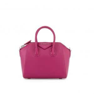Givenchy Purple Antigona Mini Bag