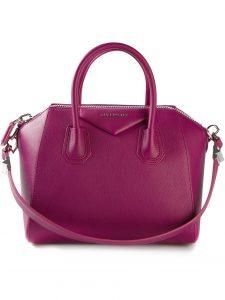 Givenchy Purple Antigona Small Bag
