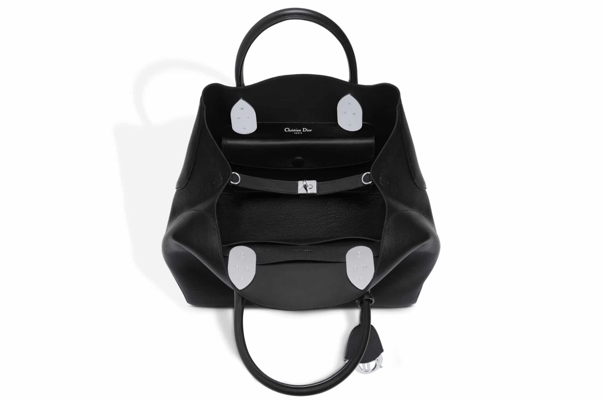 Image Result For Black Leather Tote Bag