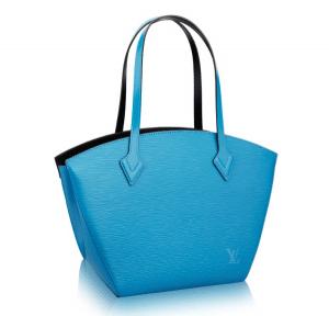 Louis Vuitton Bleuet St Jacques Bag