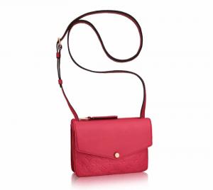 Louis Vuitton Dahlia Monogram Empreinte Twinset Bag