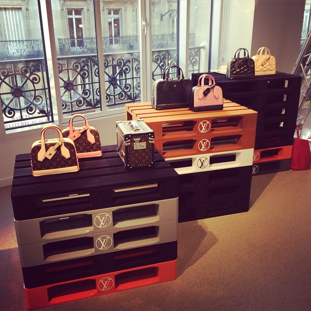 Louis Vuitton Dora Bags for Fall 2015