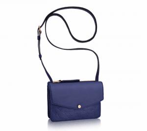 Louis Vuitton Iris Monogram Empreinte Twinset Bag