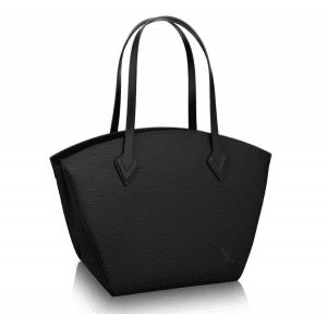 Louis Vuitton Noir St Jacques Bag