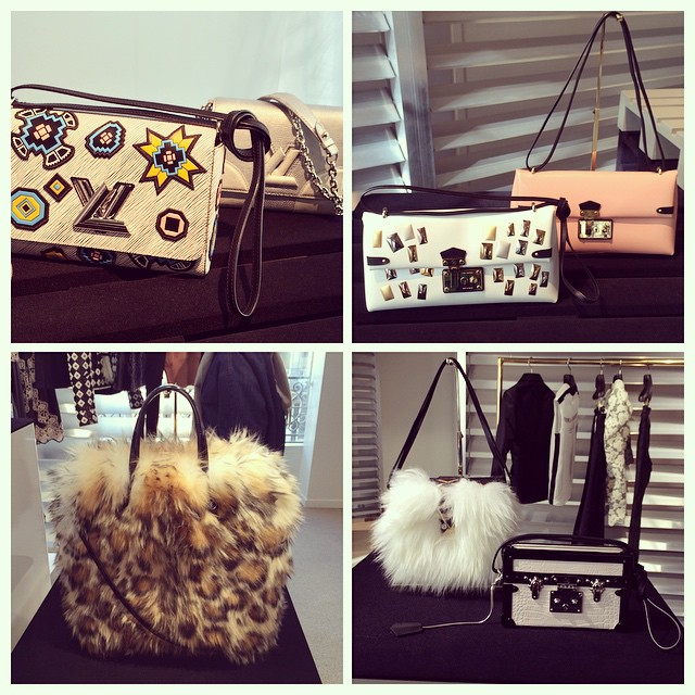 Louis Vuitton Twist Epi Bags for Fall 2015