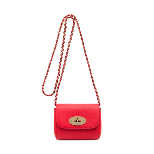d6fb1b4e2d get small bayswater coral rose leather bag shop online mulberry 6116d  6c95a  sale mulberry lily chain flap bag mini versus small size spotted  fashion 316e4 ...