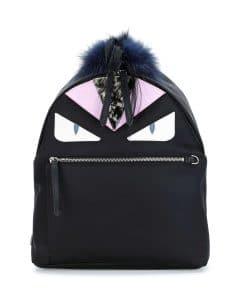 Fendi Monster Runway Backpack