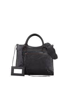 Balenciaga Black Classic Velo Bag