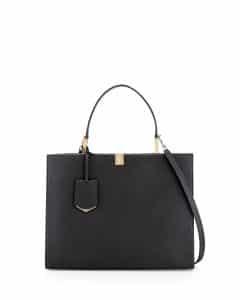 Balenciaga Black Le Dix Cartable Cabas Tote Bag